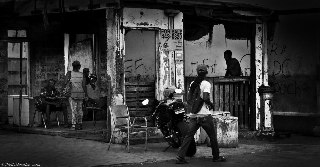 Gangs and the Unattached Youth in Jamaica