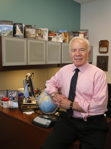 Prof Jay Albanese